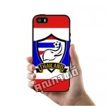 เคส ซัมซุง iPhone 5 5s SE เคส ทีมไทย ธงชาติไทย เคสฟุตบอล เคสมือถือ #1025