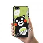 เคส ซัมซุง iPhone 5 5s SE คุมะมง เคสน่ารักๆ เคสโทรศัพท์ เคสมือถือ #1008