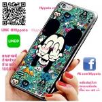 เคส ไอโฟน 6 / เคส ไอโฟน 6s มิกกี้เมาส์ ยกนิ้ว เคสสวย เคสโทรศัพท์ #1357