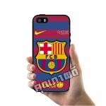 เคส ซัมซุง iPhone 5 5s SE เคส บาร์เซโลน่า Unicef เคสฟุตบอล เคสมือถือ #1007