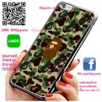 เคส ไอโฟน 6 / เคส ไอโฟน 6s โลโก้ BAPE ลิง ลายพราง เคสสวย เคสมือถือ #1003