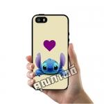 เคส ซัมซุง iPhone 5 5s SE สติช หัวใจ เคสน่ารักๆ เคสโทรศัพท์ เคสมือถือ #1262