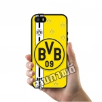 เคส ซัมซุง iPhone 5 5s SE เคส ดอร์ทมุนด์ โลโก้ เคสฟุตบอล เคสมือถือ #1017
