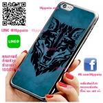 เคส ไอโฟน 6 / เคส ไอโฟน 6s โลโก้ ลายสัก หมาป่า เคสสวย เคสมือถือ #1001