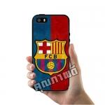เคส ซัมซุง iPhone 5 5s SE เคส บาร์เซโลน่า คลาสิค เคสฟุตบอล เคสมือถือ #1002