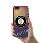 เคส ซัมซุง iPhone 5 5s SE โลโก้ BAPE ลิง FC เคสสวย เคสมือถือ #1030