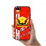 เคส ซัมซุง iPhone 5 5s SE เคส ทีมฟุตบอล สุโขทัย เคสฟุตบอล เคสมือถือ #1023
