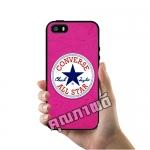 เคส ซัมซุง iPhone 5 5s SE โลโก้ Converse เคสสวย เคสมือถือ #1007