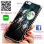 เคส ไอโฟน 6 / เคส ไอโฟน 6s หมาป่าคืนจันทร์เต็มดวง เคสสวย เคสโทรศัพท์ #1325