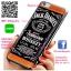เคส ไอโฟน 6 / เคส ไอโฟน 6s เคสขวดเหล้า Jack Daniels เท่ เคสสวย เคสโทรศัพท์ #1200