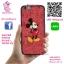 เคส ViVo Y53 ยางซิลิโคน มิกกี้เมาส์ พื้นแดง เคสน่ารักๆ เคสโทรศัพท์ เคสมือถือ #1029