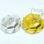 เหรียญโปรยทาน ผอบ(ผะ-อบ) เงินทอง ริบบิ้นฟลอย-อัดลาย thumbnail 1