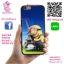 เคส OPPO A71 มินเนี่ยน หอไอเฟล เคสน่ารักๆ เคสโทรศัพท์ เคสมือถือ #1050