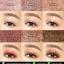 Ver.88 Glam Shine Cream Eyeshadow Palette อายแชโดว์เนื้อครีม แต่งแต้มดวงตาให้โดดเด่น มีประกาย thumbnail 6