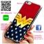 เคส ไอโฟน 6 / เคส ไอโฟน 6s Wonder Woman เคสสวย เคสโทรศัพท์ #1334
