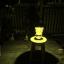 โคมไฟหัวเสาสเตนเลส LED 1.5วัตต์ โซล่าเซลล์ (แสงวอร์ม) thumbnail 5