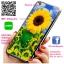 เคส ไอโฟน 6 / เคส ไอโฟน 6s ดอกทานตะวัน เคสสวย เคสโทรศัพท์ #1323