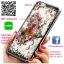 เคส ไอโฟน 6 / เคส ไอโฟน 6s ลายหัวใจดอกไม้ เคสสวย เคสโทรศัพท์ #1215