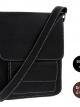กระเป๋าสะพายข้าง 14 นิ้ว เป็นกระเป๋าหนังแท้ สำหรับผู้ชาย เหมาะสำหรับใส่ไอแพด แท็ปเล็ต หนังสือ หรือ อื่นๆ