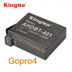 Kingma battery for gopro4