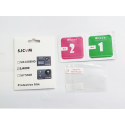 Sjcam4000 Protector Transparent HD Screen LCD Film