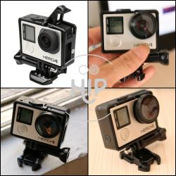 The frame Gopro hero4