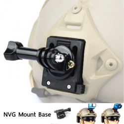 ARM Mount NVG Helmet Base เมาท์ติดหมวกทหาร