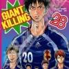 Giant Killing เล่ม 28 สินค้าเข้าร้านวันจันทร์ที่ 27/11/60