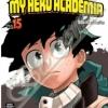 My Hero Academia มายฮีโร่ อคาเดเมีย เล่ม 15 โชคชะตาที่ขัดขืน สินค้าเข้าร้านวันพฤหัสบดีที่ 8/3/61