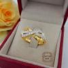 แหวน Infinty ประดับเพชรแท้