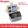ตลับเก็บแบตเตอรี่ NP-FZ100 For Sony