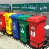 แท่นวางถังขยะ กทม. 120 ลิตร ขนาด 4 ช่อง