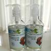 น้ำมันมะพร้าวบริสุทธิ์ สกัดเย็นธรรมชาติ 100% เจ-เทสต์ ขนาด 250 มล.ฝาปั๊ม x 2 ขวด