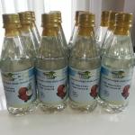 น้ำมันมะพร้าวบริสุทธิ์ สกัดเย็นธรรมชาติ 100% เจ-เทสต์ ขนาด 450 มล. x 12 ขวด