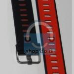 สายนาฬิกา Amazfit รุ่น AS1 ยางซิลิโคน (สีดำ)
