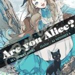 Are You Alice เล่ม 10 สินค้าเข้าร้านวันศุกร์ที่ 23/2/61
