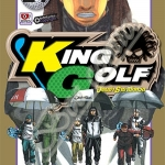 King Golf จอมซ่าราชานักหวด เล่ม 24 สินค้าเข้าร้านวันพฤหัสบดีที่ 8/3/61