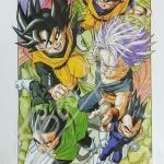 Dragon Ball การกลับมาของโกคูและผองเพื่อน สินค้าเข้าร้านวันศุกร์ที่ 10/8/61