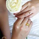 แหวนคู่แต่งงาน แบบขายดี