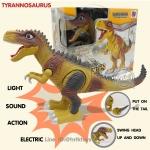 ไดโนเสาร์เดินได้มีเสียงมีไฟ TYRANNOSAURUS
