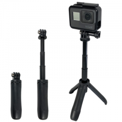 SHORTY Mini Selfie Stick Tripod Extendable Monopod Mount
