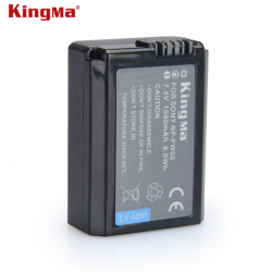 KingMa NP-FW50 NPFW50 NP FW50 Battery for Sony