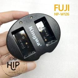 Kingma Fujifilm NP-W126 NP-W126S USB Dual Battery Charger
