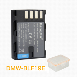 Kingma Battery BLF19 For panasonic GH3 GH4 GH5