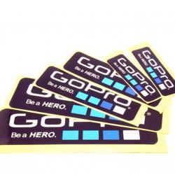 Gopro Sticker 6pcs.