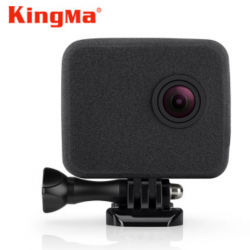 Windshield Sponge Cover Frame For Gopro Hero 4 3+