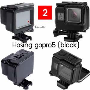 Housing gopro5/6 (Black)