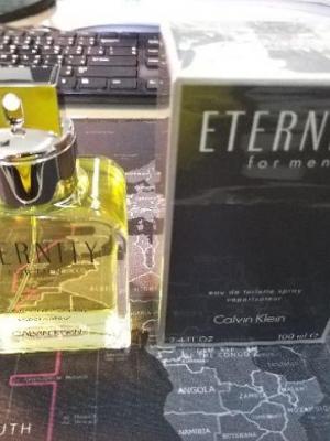 ของแท้!! น้ำหอม CK Eternity Men / Women 100 ml กล่องซีล