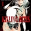 KILLING BITES เล่ม 1 สินค้าเข้าร้านวันเสาร์ที่ 4/11/60