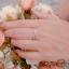 แหวนเพชรดีไซน์หัวชู สไตล์คลาสสิค thumbnail 4